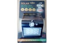 LEDSTAR solární svítidlo 1,5W černé