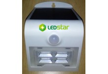 LEDSTAR solární svítidlo 2W bílé