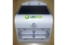 LEDSTAR solární svítidlo 3,2W bílé