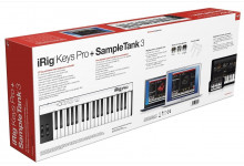 iRig KEYS PRO + SampleTank 3