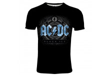 Tričko ACDC Black Ice